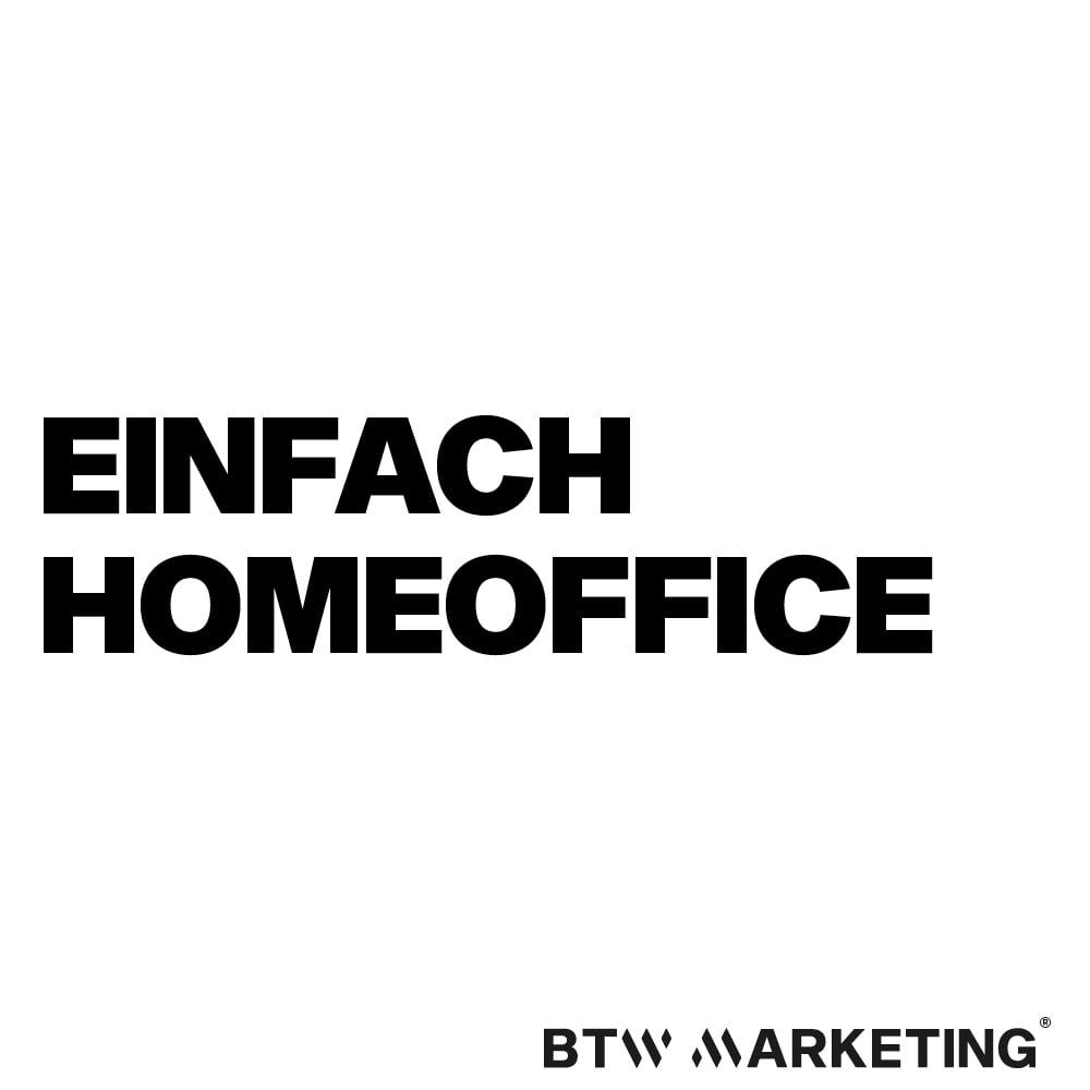 EINFACH HOMEOFFICE